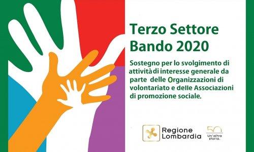 Avviso per il sostegno per lo svolgimento di attività di interesse generale da parte di organizzazioni di volontariato e Associazioni di Promozione Sociale